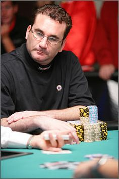 Pro Poker Player Mike Matusow