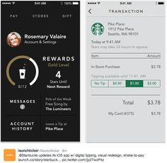 Starbucks tipping