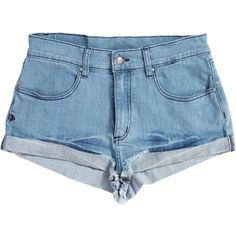 Somedays Lovin Huffington Garage Shorts | Beginning Boutique ($57) ❤ liked on Polyvore featuring shorts, bottoms, pants, short, somedays lovin and short shorts