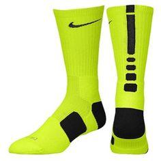 Volt nike elite socks
