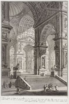 :Giovanni Battista Piranesi -: