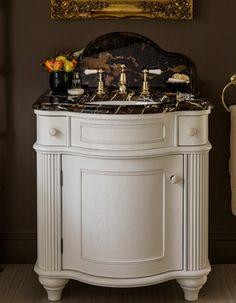 Luxury Bathroom Vanity Units vanity units | 600mm tetbury vanity unit - floorstanding - taupe