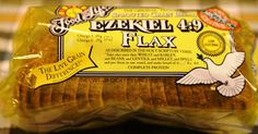 Several people have asked me about Ezekiel bread, which is different from most other types of bread. It is nutrient rich ...