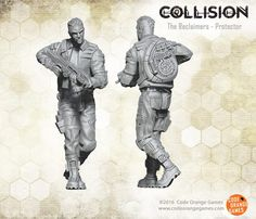 code orange games collision reclaimer collector