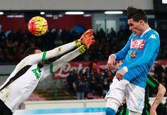 @Napoli I Partenopei di rimonta con Callejón e Gonzalo 'Pipita' Higuaín #9ine