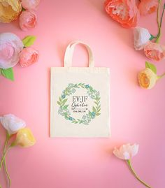 Small tote bag personalized tote bag wedding tote bag gift guests witness witness, Maid of honor tote bag / 4 designs to choose from Custom Tote Bags, Personalized Tote Bags, Reusable Tote Bags, Bridesmaid, Etsy Shop, Gifts, Wedding, Date, Dimensions