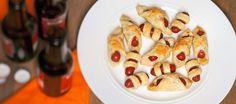 Oranje hapje Appetizer Recipes, Appetizers, Little Bites, Recipe Sites, High Tea, Tortilla Chips, Party Snacks, Tapas, Foodies
