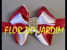Laço de fita de cetim dupla cor -Double color loop-DIY,PAP - YouTube