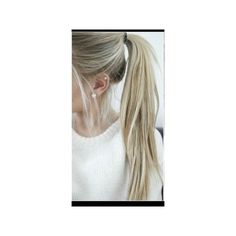 Short Ponytail Hairstyles ❤ liked on Polyvore featuring accessories, hair accessories, hair and short hair accessories