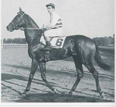 Bimelech. 1940 Belmont Stakes winner. Jockey: F.A. Smith. Winning time: 2:29:60
