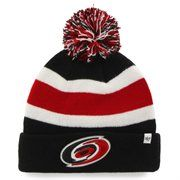 Carolina Hurricanes '47 Brand Breakaway Knit Hat – Black