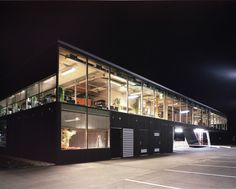Office Building F | Beek, Netherlands | Maxwan Architects + Urbanists
