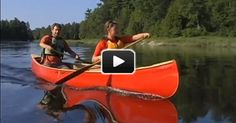 How A Canoe Works on Water | How To Articles - Paddling.net