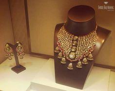 Nur jahan necklace