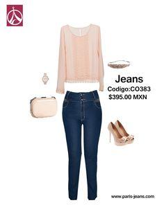 El rosa cuarzo es el color de la primavera, úsalo en tus #outfits y luce muy #trendy. www.paris-jeans.com  #Estilo #moda #Glamour #Outfit