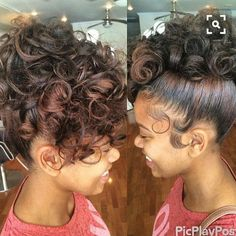 Showing love to natural hair queens of all colors, races, nationalities, textures, & sizes. Almost all of the women here are rocking their own real natural hair. Natural hair does grow. Pretty Hairstyles, Girl Hairstyles, Wedding Hairstyles, Black Hairstyles, Relaxed Hairstyles, Quinceanera Hairstyles, Hairstyles Videos, School Hairstyles, Love Hair