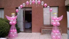 украшение шар для крещения Girls2