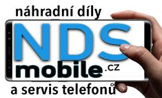NDSmobile.cz - Náhradní díly a servis mobilů Nintendo Wii, Logos, Logo