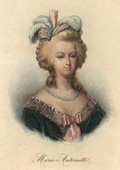 Marie Antoinette by janice