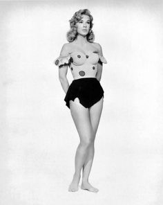 Leslie ParrishDaisy Mae in Lil Abner