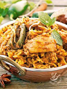 Sperimentate gli aromi e i profumi della lontana India cimentandovi nel Pollo indiano alle spezie. Gustosissimo, inconfondibile, etnico!