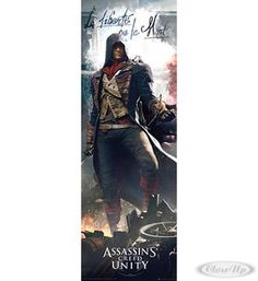 Assassin's Creed Unity Poster La Liberte Hier bei www.closeup.de
