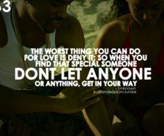 I promise i wont let go..