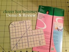 Buy a Hot Hemmer here: http://www.laboursoflove.com/p2441.htm Like Labours of Love Sewing Supplies & Education on Facebook for videos and education shared o...