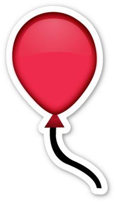 Balloon | EmojiStickers.com