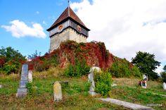 Vechiul cimitir săsesc de la Rodbav