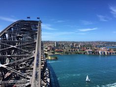 Save $$ by skipping the Harbour Bridge climb and getting the same view from Pylon Lookout. | 17 Things Tourists Should Actually Know Before Visiting Sydney