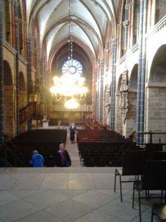 A beautiful church in bremen