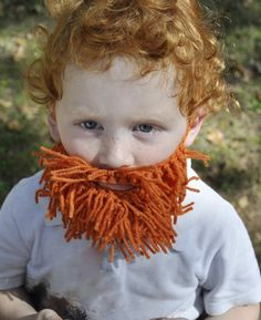 Pretty sure this is exactly what my future ginger offspring will look like :D