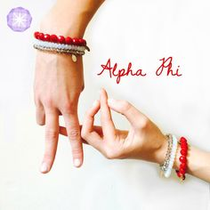 Alpha Phi Sorority Bliss Stack-eff.Y.bee
