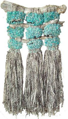 Arte Textil Marianne Werkmeister, what an art! Weaving Textiles, Weaving Art, Loom Weaving, Tapestry Weaving, Sculpture Textile, Textile Fiber Art, Creative Textiles, Deco Boheme, Weaving Projects