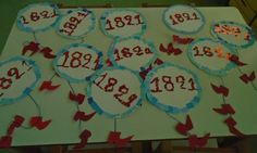 5ο ΝΗΠΙΑΓΩΓΕΙΟ ΚΑΛΑΜΑΤΑΣ-ΚΑΤΑΣΚΕΥΗ ΓΙΑ ΤΗΝ 25η ΜΑΡΤΙΟΥ Preschool Education, Kindergarten, Crafts, Manualidades, Kindergartens, Handmade Crafts, Craft, Preschool, Arts And Crafts