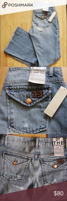 NEW Joes Jeans Stardust Houston Jeans New with tags Joes Jeans flare jeans. Cut is Stardust and wash is Houston. Size 27. Reasonable offers will be accepted. Joe's Jeans Pants Boot Cut & Flare