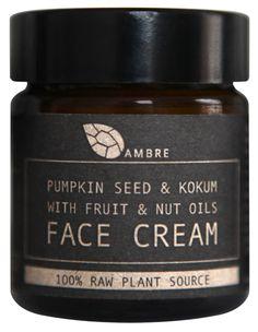PUMPKIN SEED & KOKUM WITH FRUIT & NUT OILS FACE CREAM 30ml -