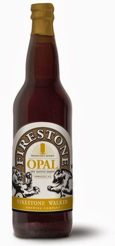 "mybeerbuzz.com - Bringing Good Beers & Good People Together...: Firestone Walker Releases ""Opal"" Dry-Hopped Saison..."