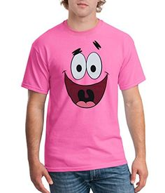 SpongeBob Squarepants Short Sleeve T-Shirt 8 M 18 XXL Color Change New Childs