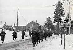 On 16 December 1944, at 5:30 A.M., the Germans began the assault with a massive, 90-minute artillery barrage. This became known as The Battle of the Bulge. Lest we forget!