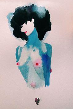 Artist Name:Jayu Julie Tumblr:je-julie.tumblr.com