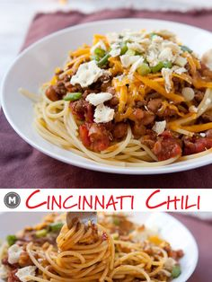 Cincinnati Chili - yes it's a thing, and yes it's awesome - Macheesmo