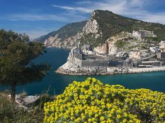Portovenere - Church of San Pietro