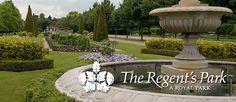 The Regent's Park - 15 mins walk away from the London Marriott Hotel Regents Park