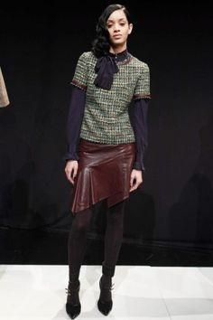 Marissa Webb Fall Winter Ready To Wear 2013 New York