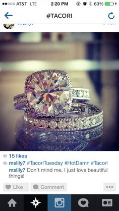 Yep-this is pretty much my dream ring!!! @Jamie Vinson Keep this one in mind too...especially if he ever hits the lottery!!!!! Hahaha