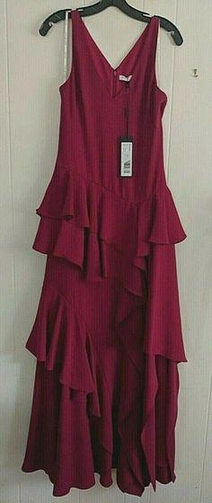 Halston Heritage Dress, Maxi Gowns, Dresses, Peplum, Pink, Tops, Women, Fashion, Long Dresses