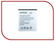 Аккумулятор Explay Vega Partner 2000mAh ПР034072  — 814 руб. —