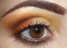 Lauren Clark - LC makeup blog - thanksgivinglook